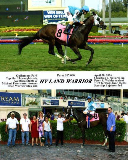 hy land warrior 4-30-16
