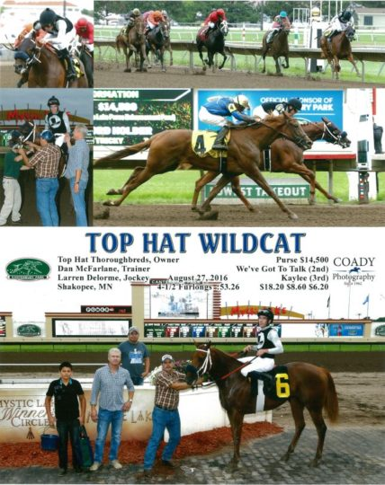 top hat wildcat 08-27-16