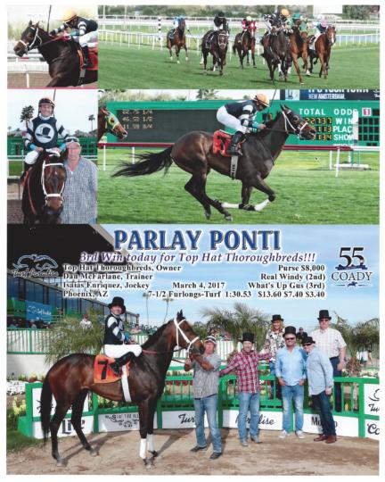 Parlay Ponti 20170304_TurfParadise_R7_WinnersCircle