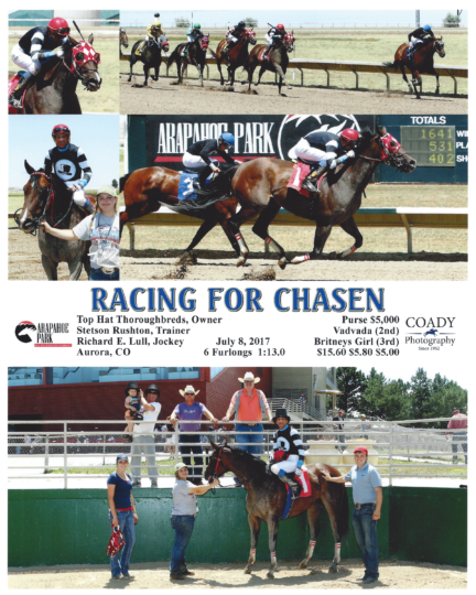 Racing For Chasen 20170708_Arapahoe_R1_WinnersCircle
