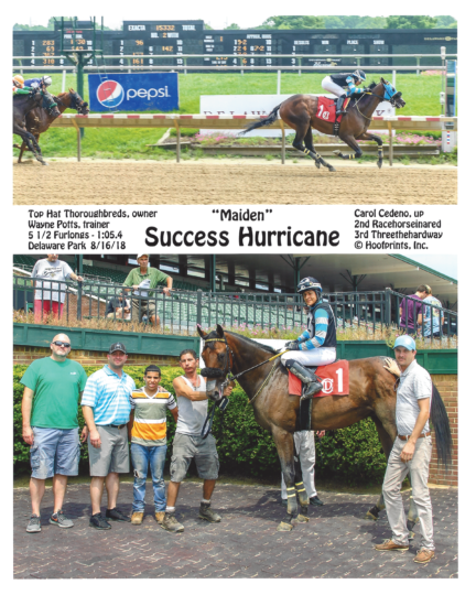 Success Hurricane 2018-08-16 Delaware Park R1