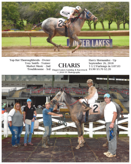 Charis 20180926_FingerLakes_R5_WinnersCircle