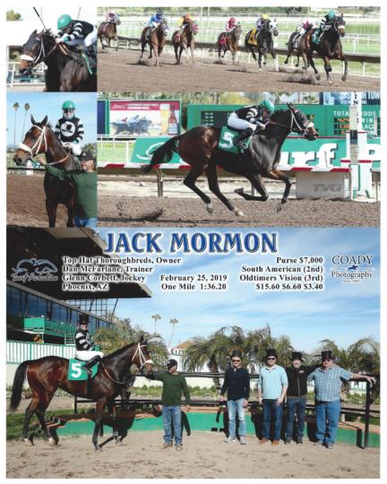 Jack Mormon C2_20190225_TurfParadise_R6_WinnersCircle