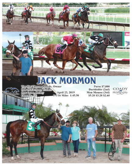Jack Mormon C2 20190423 Turf Paradise R7 WinnersCircle